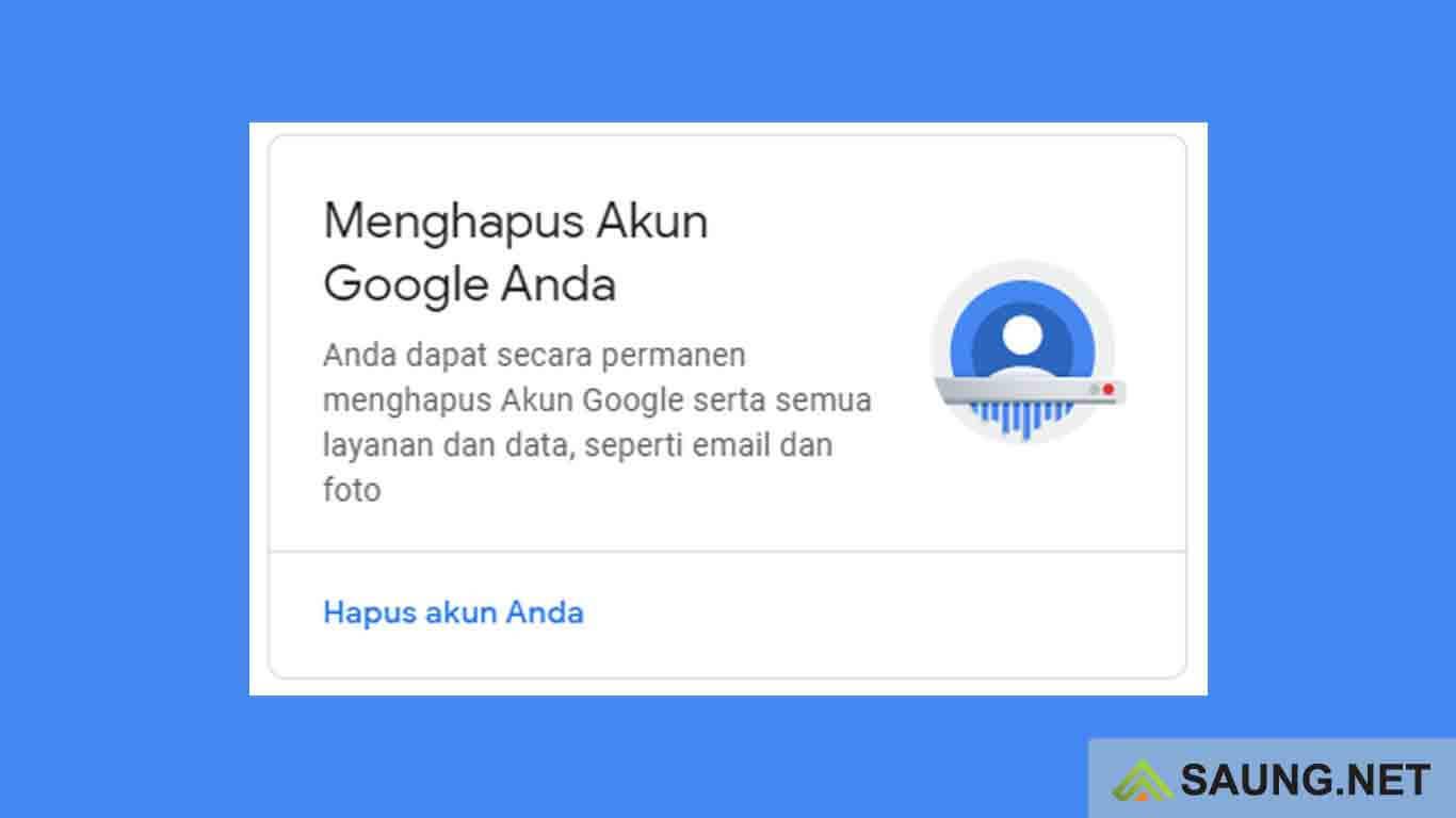 cara menghapus akun google di hp samsung