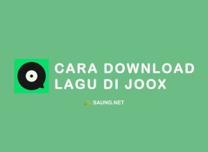 Cara Download Lagu di JOOX