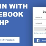 How to Create Login with Facebook in PHP?
