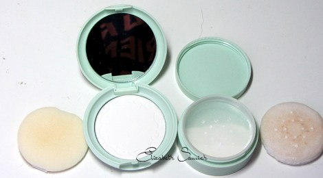 Review: Innisfree No Sebum Mineral Powder & Pact
