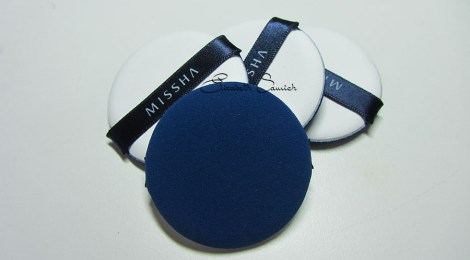 Review: Missha Air in Puff