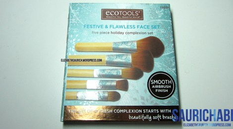 Review: EcoTools Festive & Flawless Face Set