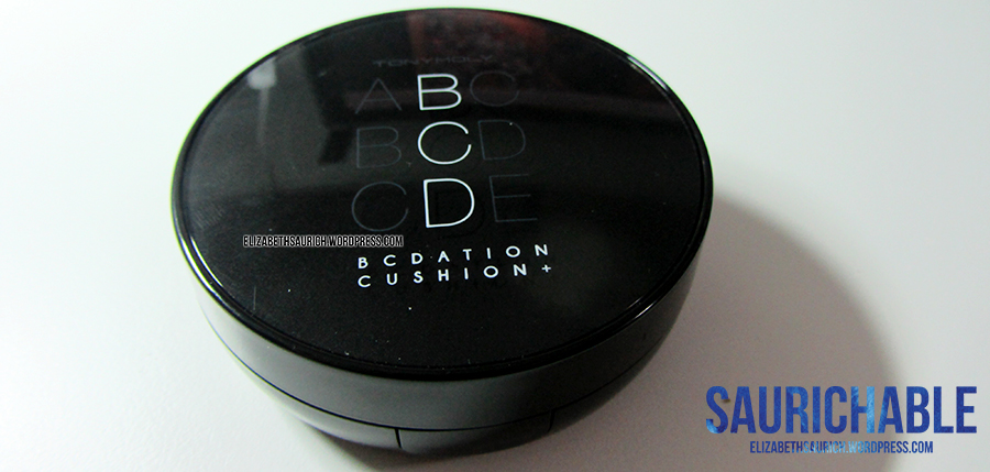 Review (acne skin): Tonymoly BCDATION Cushion+