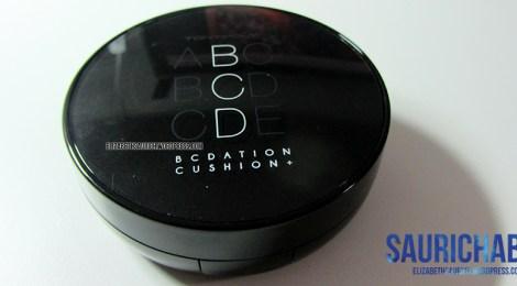 Review (acne skin): Tonymoly BCDATION Cushion+