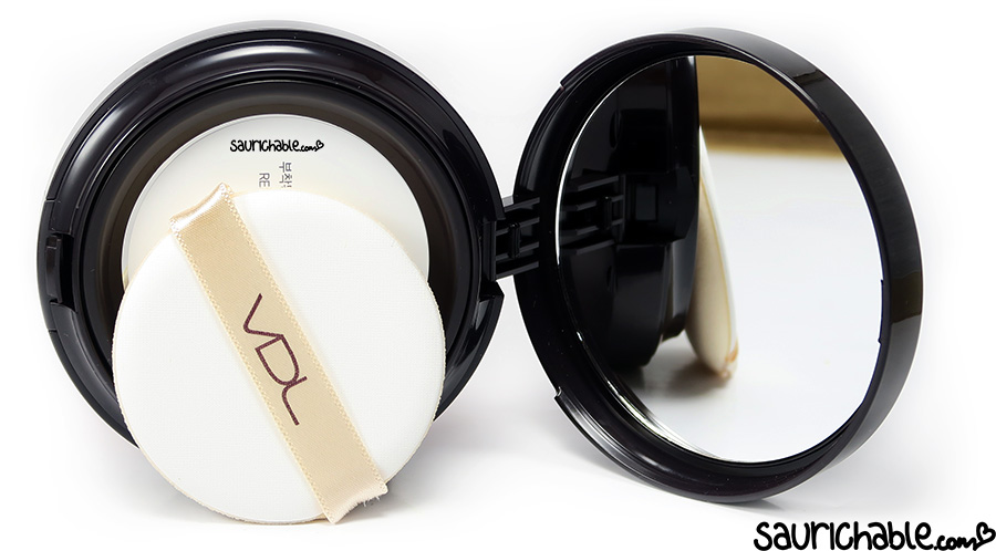 VDL Expert Metal Cushion Foundation review