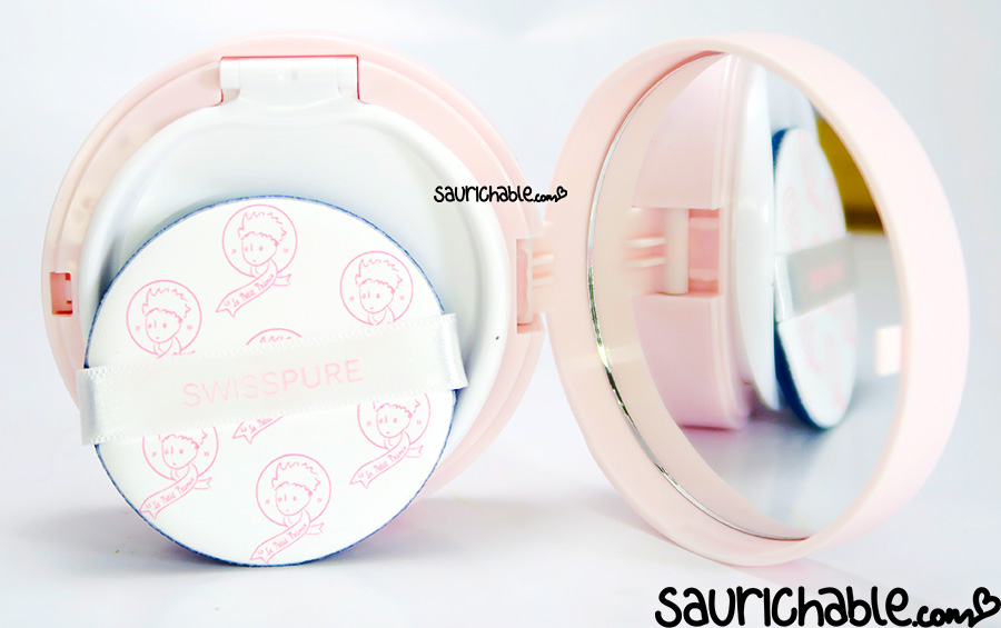 Swisspure Glow Wear HD Cushion review
