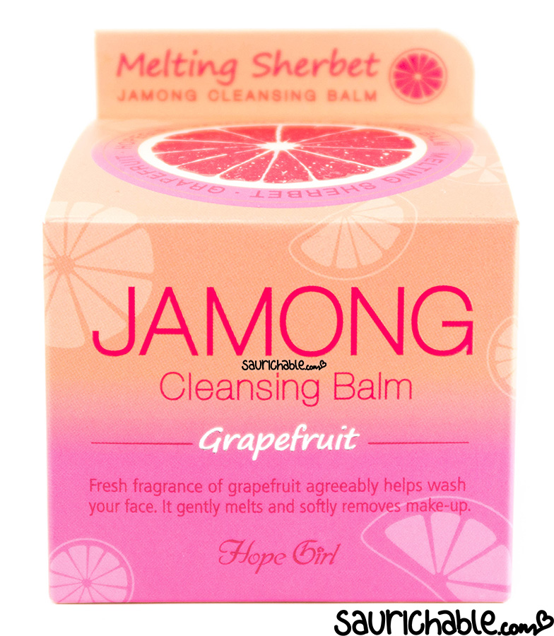 Jamong Cleansing Balm review