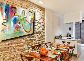 Tele Per Cucina | Tele Dipinte Per Stile Moderno 100 Images Cucine