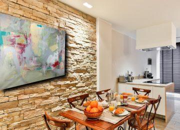 Quadri Per Cucina Moderna | Serglasstyle Porte In Vetro Con Immagini ...