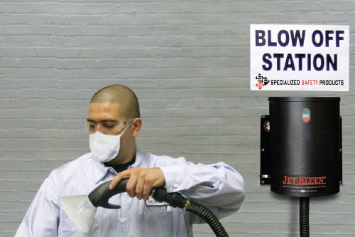 Jet Kleen Personal Blow-Off System