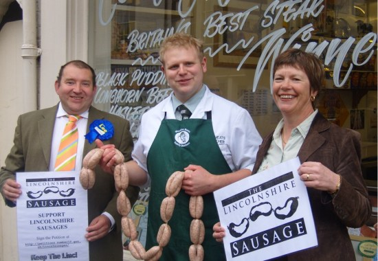 Lincolnshire Sausage Campaign 1