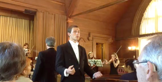 Youth Orchestra Tenor