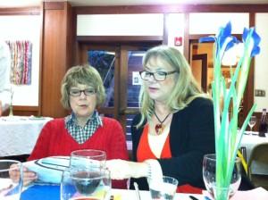 Seder Alice and Alison