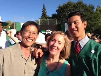 Miles Lim Graduation