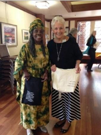 Arundhati in full regalia Marti Cermak