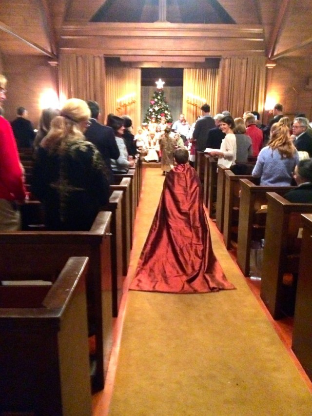 Christmas Family Service 2015 Janice 11