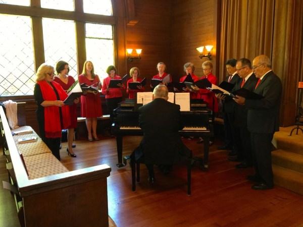 Pentecost Choir