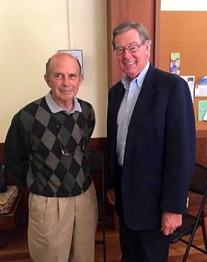 Bill and Jerry Rampleberg