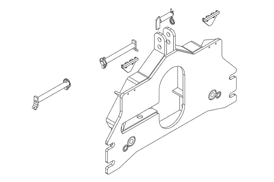 Deutz-Fahr / SDF Agrotron 150.7 – 165.7