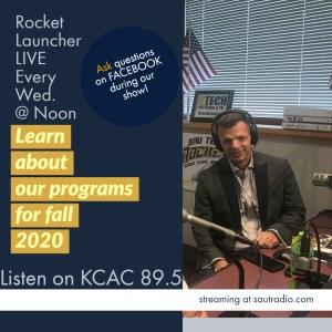 promo for Rocket Launcher Live