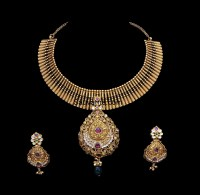 Antique Jewellery | Sauvarna Indian Jewelery