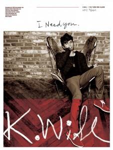 3rd mini album_ Cover_ I need You