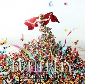 L'Arc~en~Ciel Cover BUTTERFLY