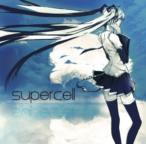 supercell feat. Hatsune Miku cover art