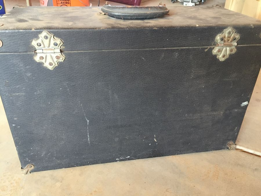 Vintage Craftsman Machinist Tool Box