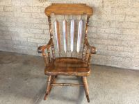 Rocking Chair Wooden - Frasesdeconquista.com