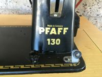 Vintage Pfaff 130 Industrial Sewing Machine and Cabinet ...
