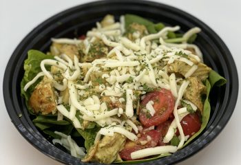 Pesto Chicken Bowl