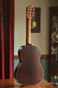 """Kevin Aram """"Cynthia"""" Classical Guitar Spruce/EIRW - 2015"""