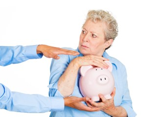 preveting senior scams