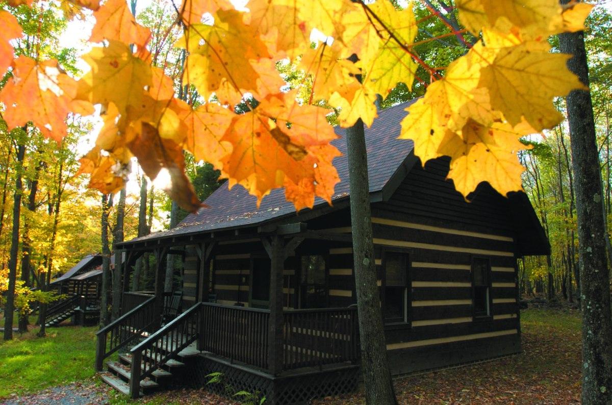 Fall Foliage in Western Maryland  SavageRiverLodge