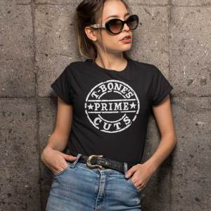 T-Bone's Prime Cuts Women's TShirt