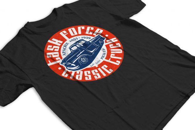 Task Force Shirt Black