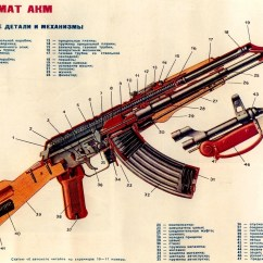 Ak 47 Receiver Parts Diagram Delco Remy Alternator Wiring Akm 74 The Savannah Arsenal Project