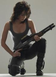 Sarah Conner remington 870