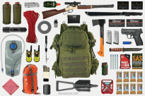 bugout bag example 1
