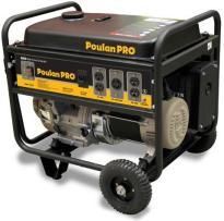 poulan pro portable generator