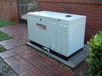 generac standby generator 2