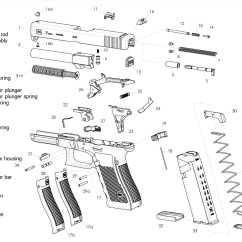 Glock 23 Disassembly Diagram Three Phase Isolation Transformer Wiring Semi Auto The Savannah Arsenal Project