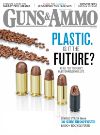 Guns and Ammo Polycase Cover