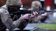 British L85 Bullpup Rifle