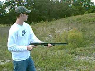 Proper Pistol Grip Shotgun Technique