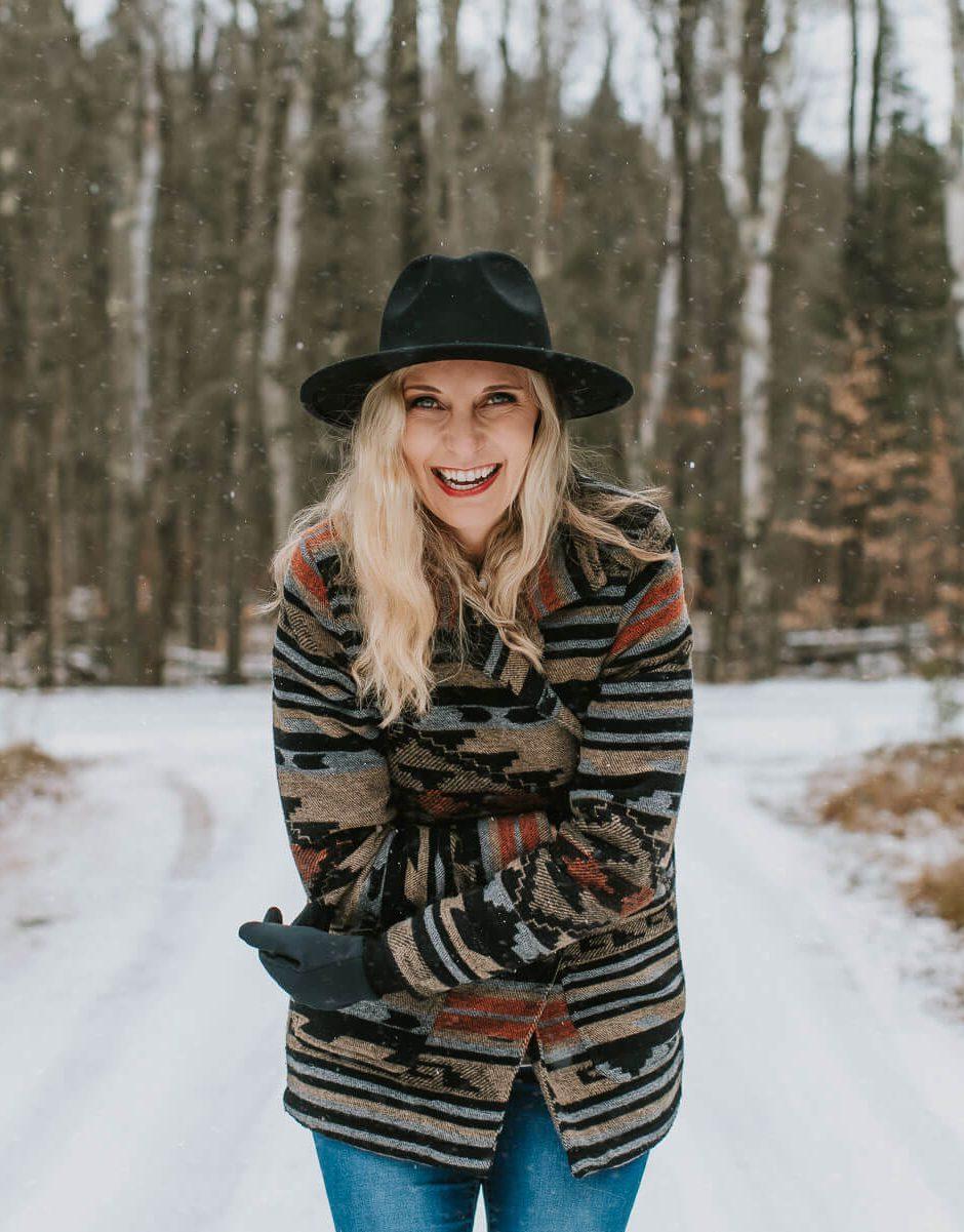 Savannah Brown Stowe Photographer winter