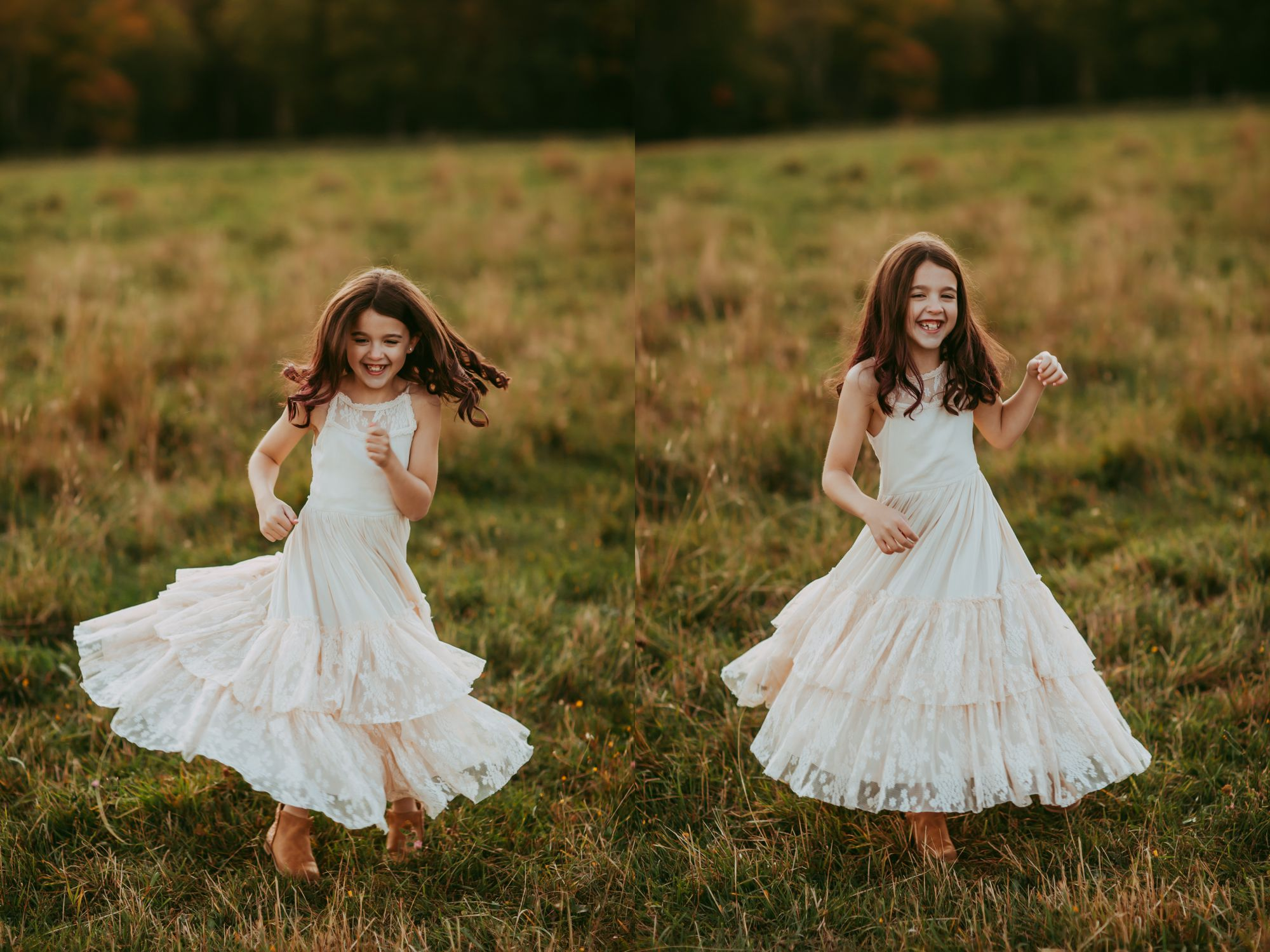 Girl dancing Trapp Lodge