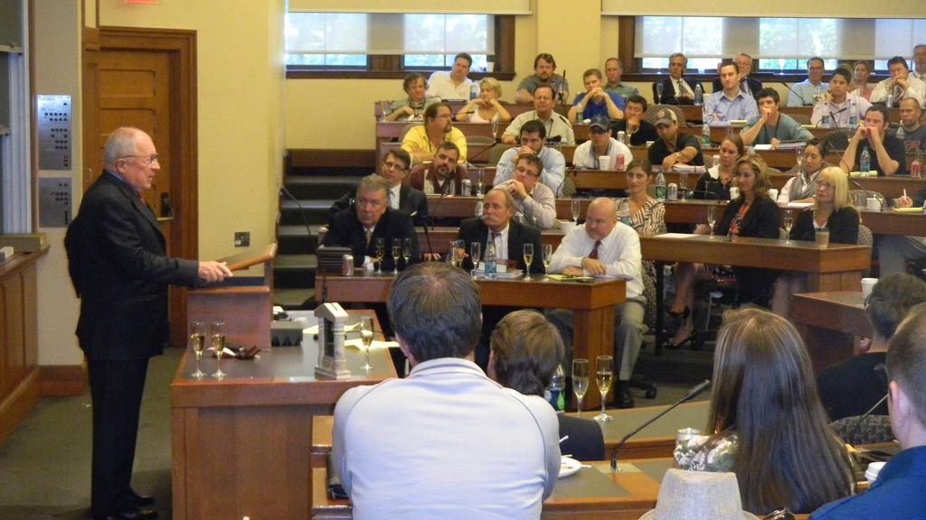 DUI Defense seminar at Harvard