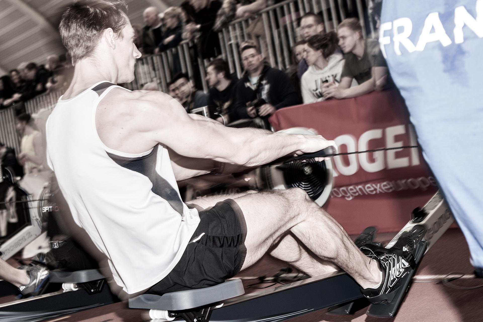 Battle Of London • Rowing